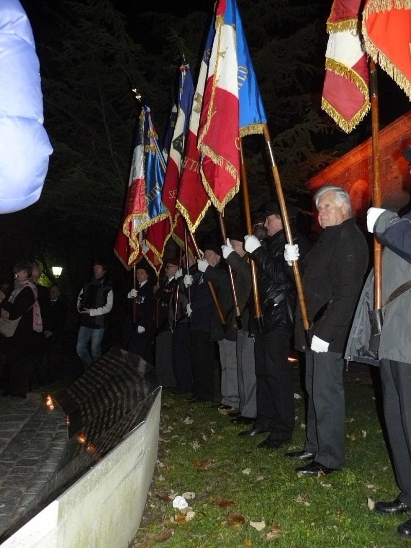Cérémonie du souvenir des 29 résistants Malouins fusillés P1090011