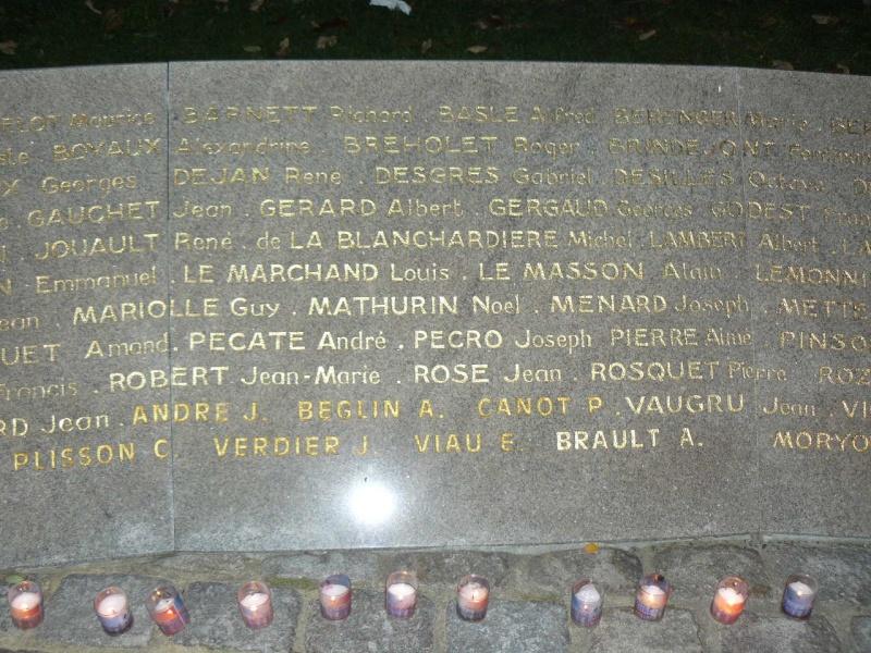 Cérémonie du souvenir des 29 résistants Malouins fusillés P1090016