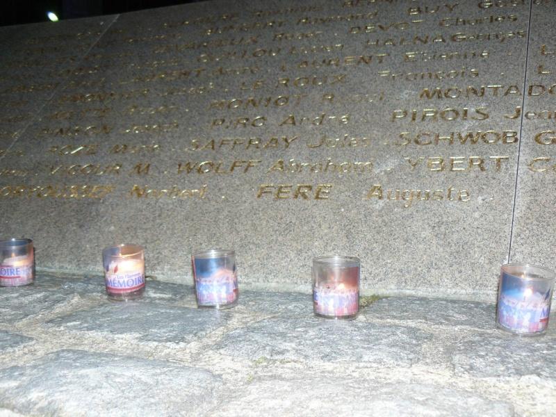 Cérémonie du souvenir des 29 résistants Malouins fusillés P1090021