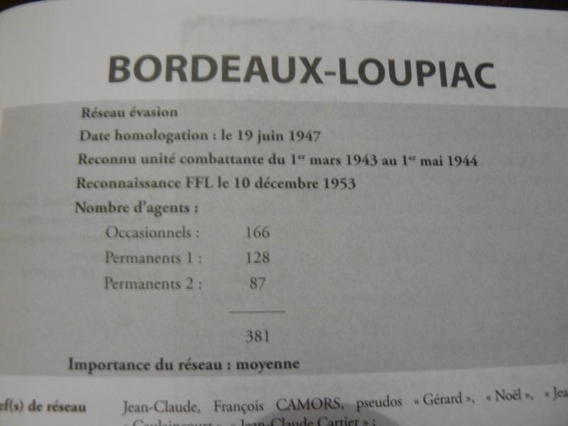 Résistance en France: un dictionnaire des réseaux de 1077 pages!!! P1090128