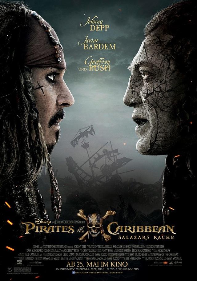Pirates des Caraïbes : La Vengeance de Salazar Pirate10