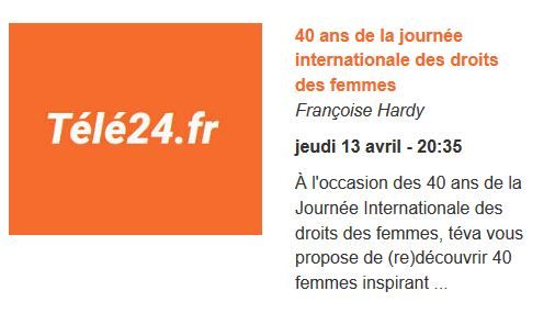 13 avril 2017 - La Journée Internationale ds droits ds femmes a 40 ans Captur19
