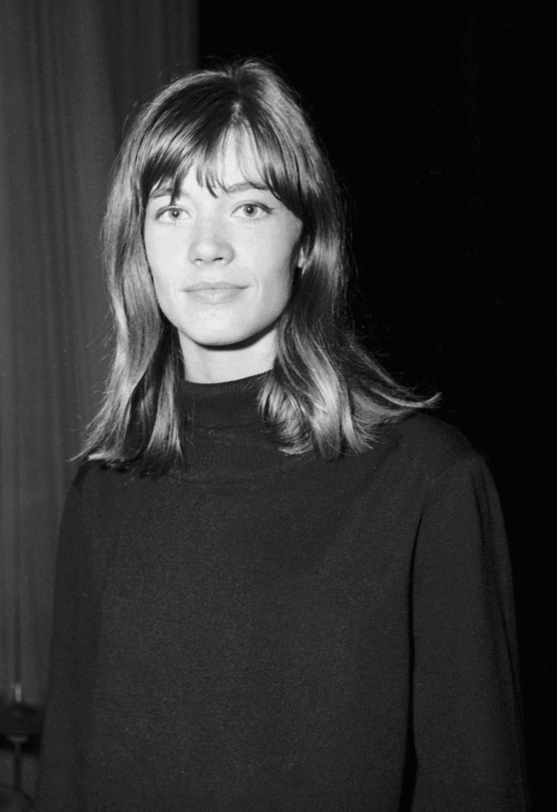 Mars 1963 - Albert Simonin et Françoise Hardy - Dernière partie Hardy310