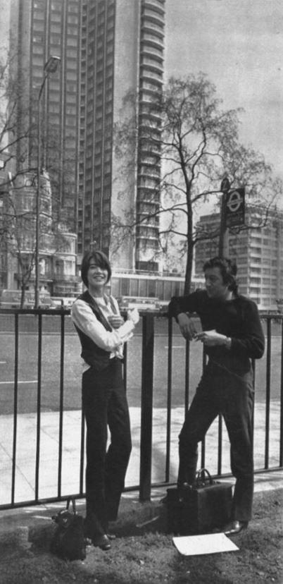 18 mai 1968 - Le 4ème récital au Savoy - Jours de France - Partie 1 Jour_d18