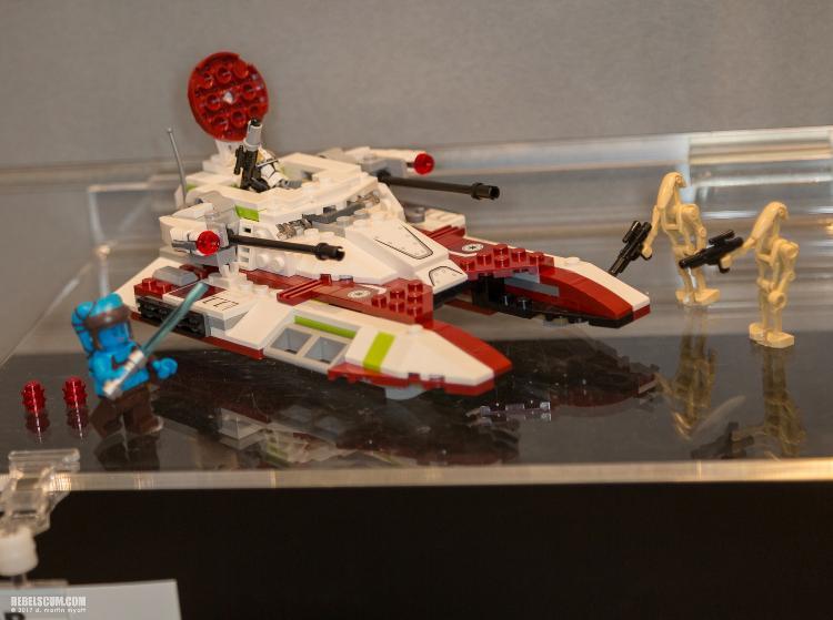 LEGO STAR WARS - 75182 - Republic Fighter Tank 75182_11