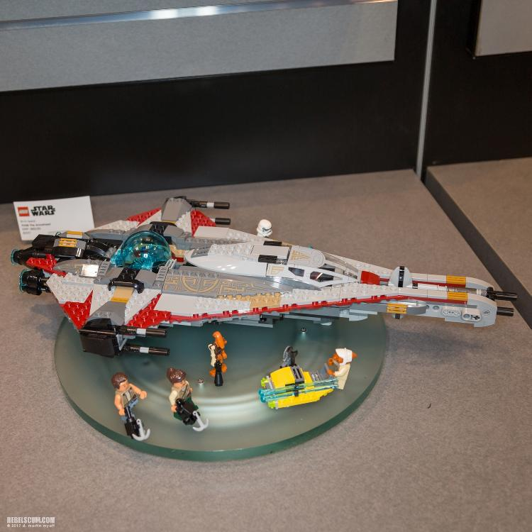 LEGO STAR WARS - 75186 - The Arrowhead 75186_11