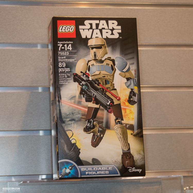 LEGO STAR WARS ROGUE ONE - 75523 - Scarif Stormtrooper 75523_11