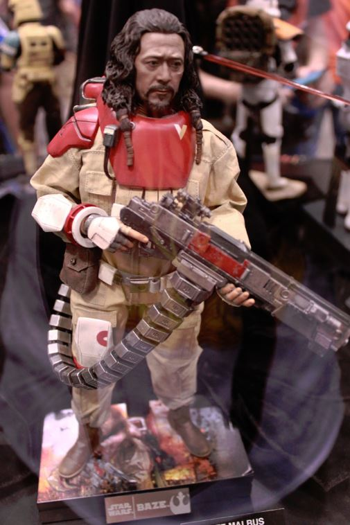 Hot Toys Rogue One - Baze Malbus Sixth Scale Figure Bazema10