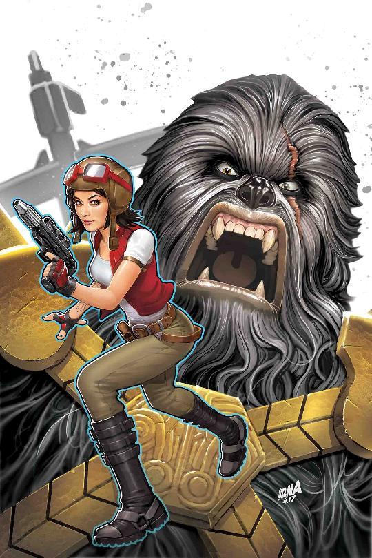 Marvel Star Wars Doctor Aphra Doctor10