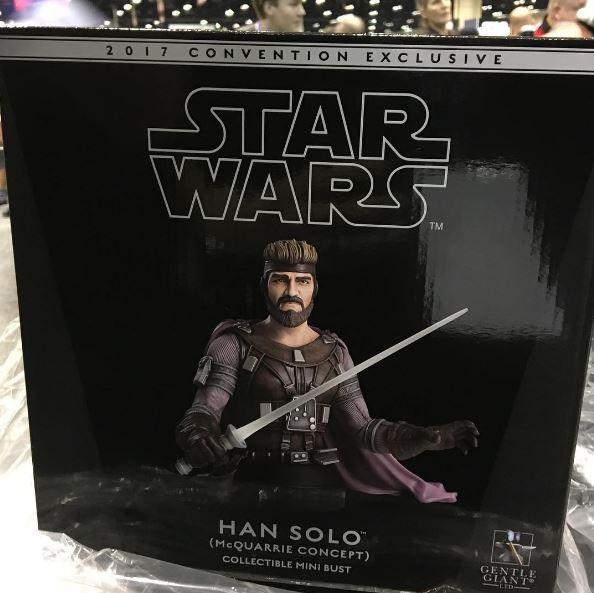 Gentle Giant Celebration Orlando Exclu - McQuarrie Han Solo  Han_so10