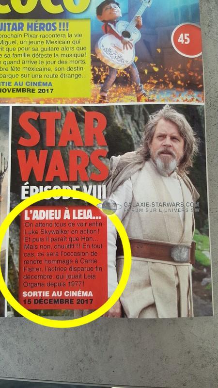 8 - Les NEWS Star Wars Episode VIII - The Last Jedi - Page 10 Hansol10