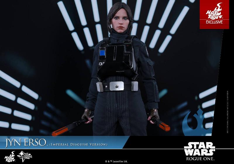 Hot Toys Rogue One 1/6th Jyn Erso Imperial Disguise Version Jyn_im10