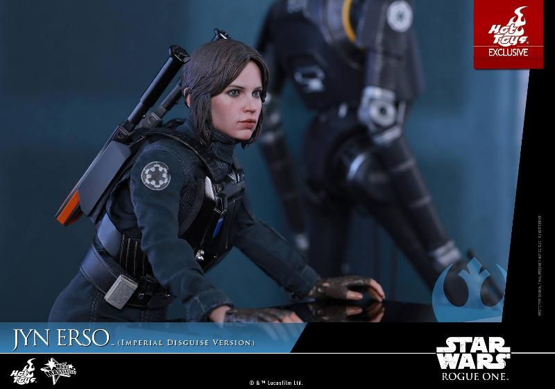 Hot Toys Rogue One 1/6th Jyn Erso Imperial Disguise Version Jyn_im14