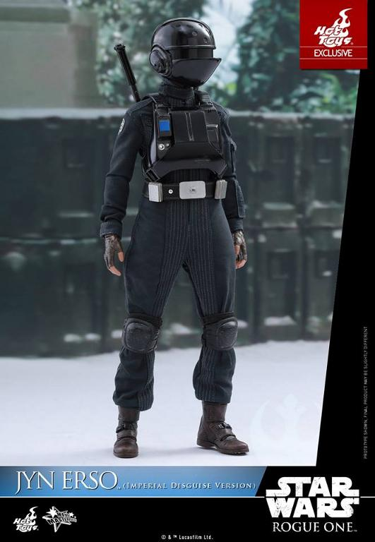Hot Toys Rogue One 1/6th Jyn Erso Imperial Disguise Version Jyn_im21