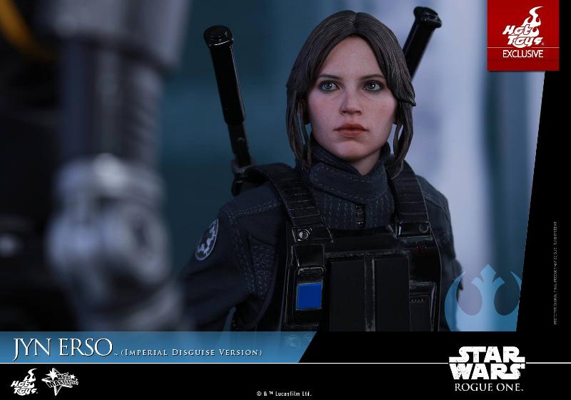 Hot Toys Rogue One 1/6th Jyn Erso Imperial Disguise Version Jyn_im22