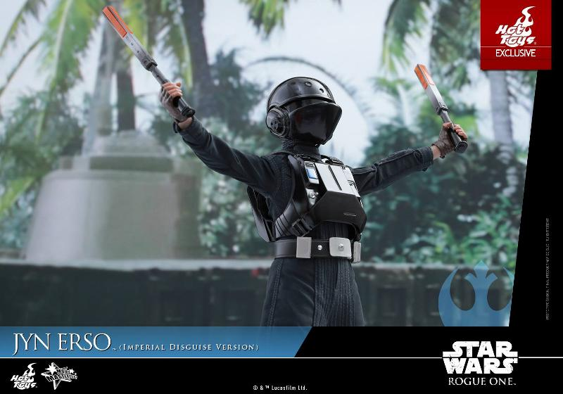 Hot Toys Rogue One 1/6th Jyn Erso Imperial Disguise Version Jyn_im24
