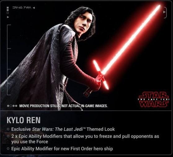 8 - Les RUMEURS de Star Wars VIII - The Last Jedi - Page 6 Kylo-b10