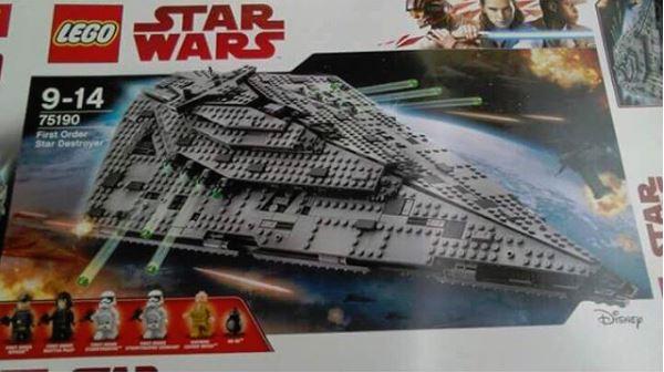 8 - Les RUMEURS de Star Wars VIII - The Last Jedi - Page 6 Lego_010