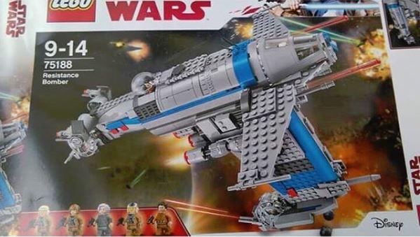 8 - Les RUMEURS de Star Wars VIII - The Last Jedi - Page 6 Lego_012
