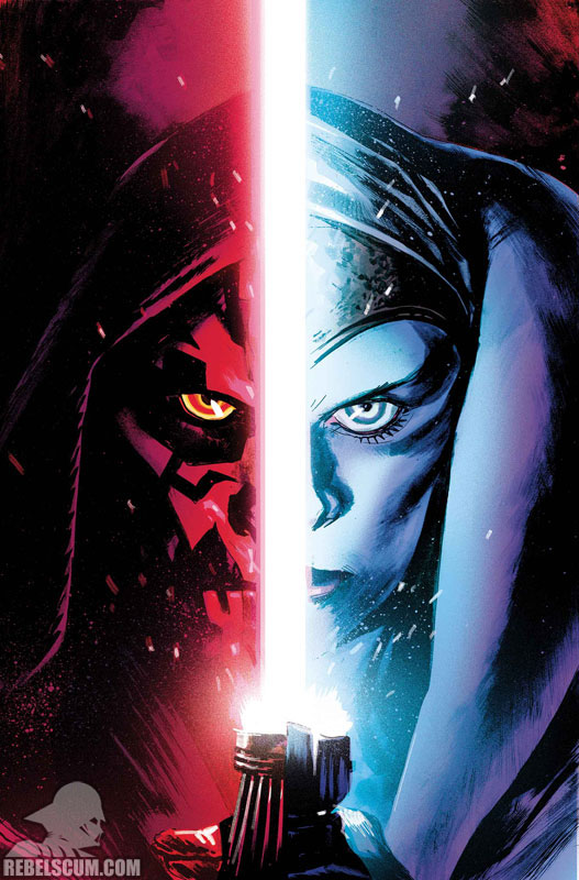 Marvel comics US Star Wars Darth Maul Maul_010