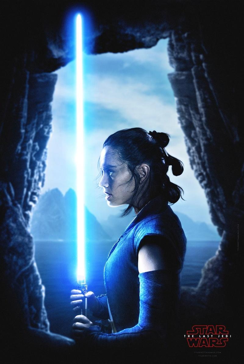 8 - Les posters de Star Wars VIII - The Last Jedi Poster12