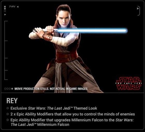8 - Les RUMEURS de Star Wars VIII - The Last Jedi - Page 6 Rey-ba10