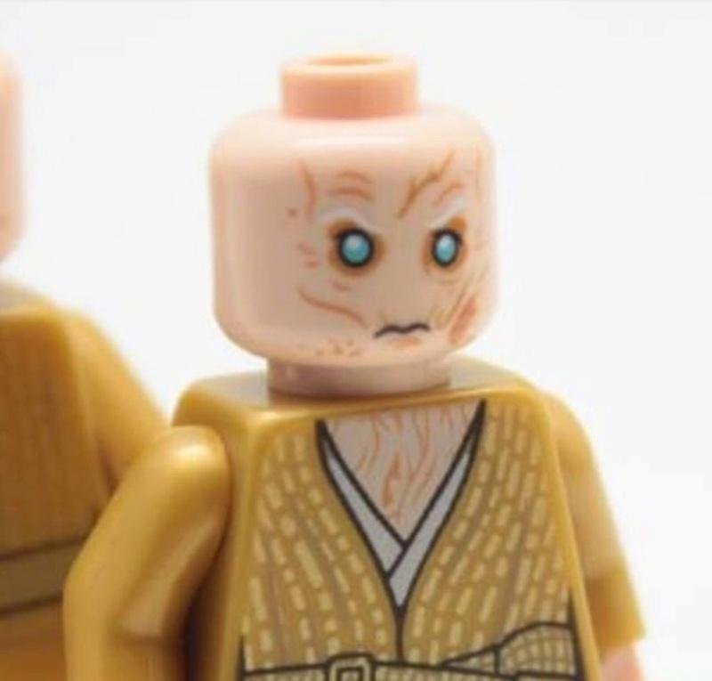 8 - Les RUMEURS de Star Wars VIII - The Last Jedi - Page 7 Snokes10