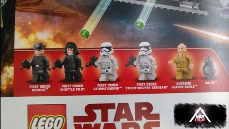 8 - Les RUMEURS de Star Wars VIII - The Last Jedi - Page 7 Snokes12