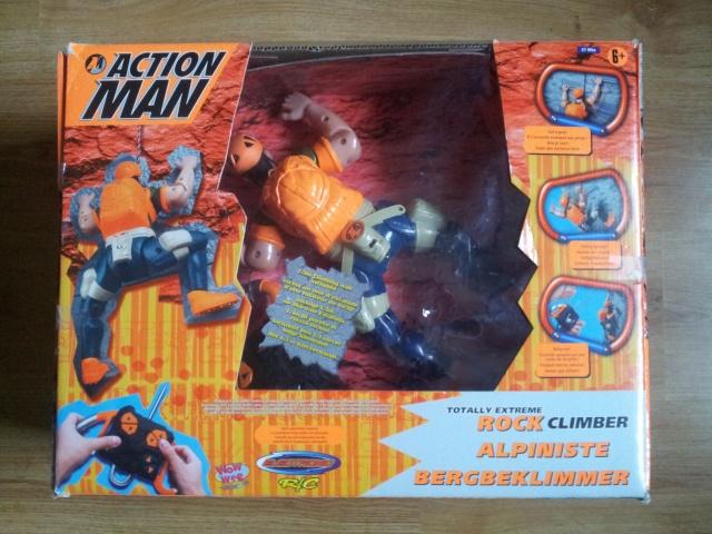 Action Man modernes - James Bond Collection Action10