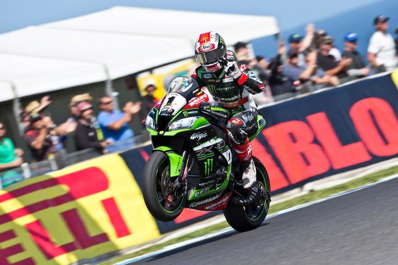 World Superbike et Supersport 2017 - Page 2 16996011
