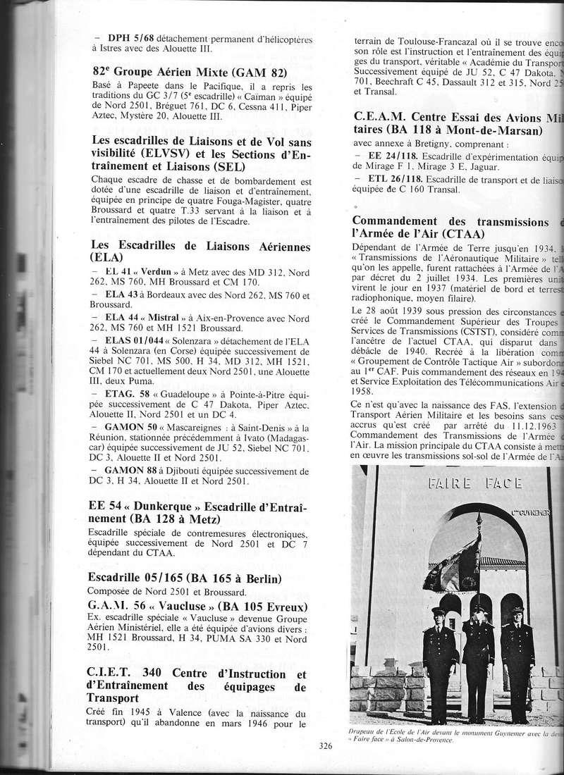 [Aéronavale divers] DC8 COTAM - Page 8 Cotam210