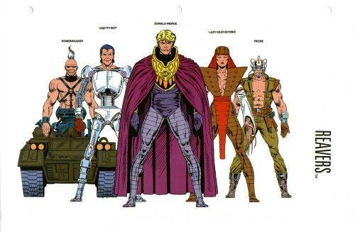 LOGAN (Wolverine 3) - Page 3 Image32