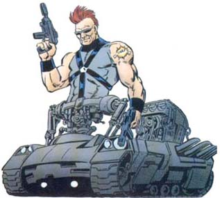 LOGAN (Wolverine 3) - Page 3 Image33