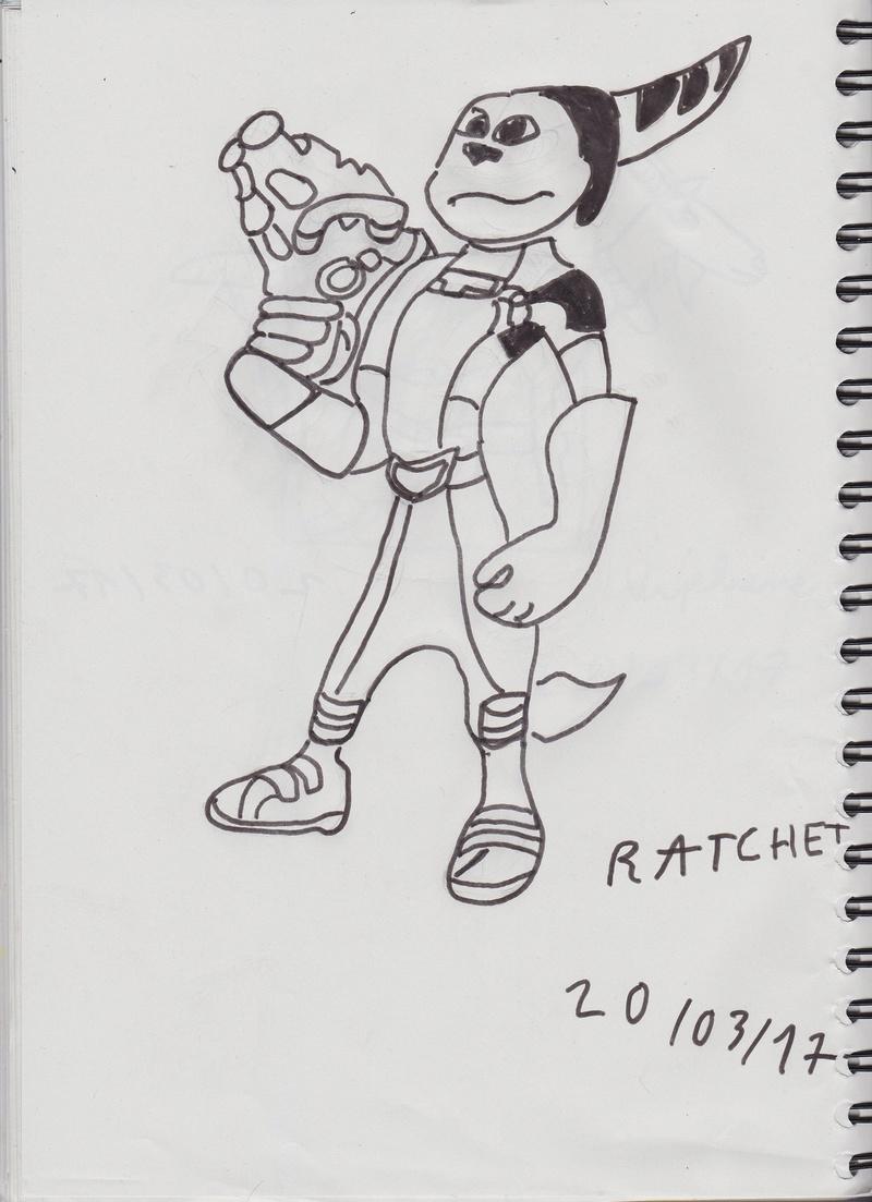 Voila mes dessin finir (Math) - Page 2 Ratche10