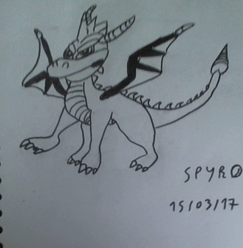 Voila mes dessin finir (Math) - Page 2 Spyro_10
