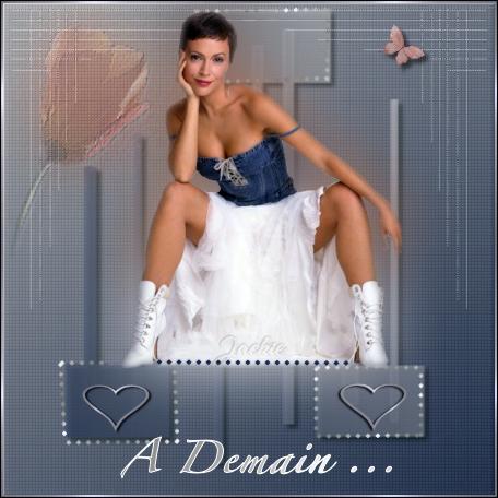"""""""A demain"""" petits tags ... Ademai10"""