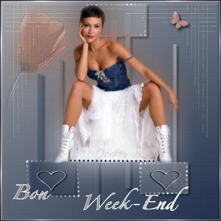 """""""Jours de la semaine"""" ... Bonwee10"""