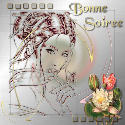 """""""Bonne soirée"""" petits tags ... Soiree10"""