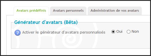 Exclusivité Forumactif: Possibilité de créer un avatar personnalisé directement sur le forum 06-02-11