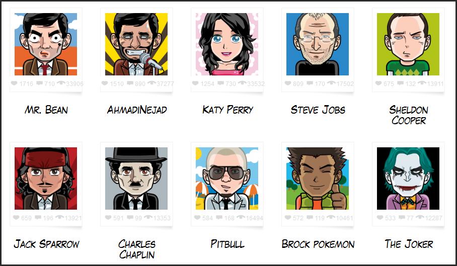 Exclusivité Forumactif: Possibilité de créer un avatar personnalisé directement sur le forum 06-02-12