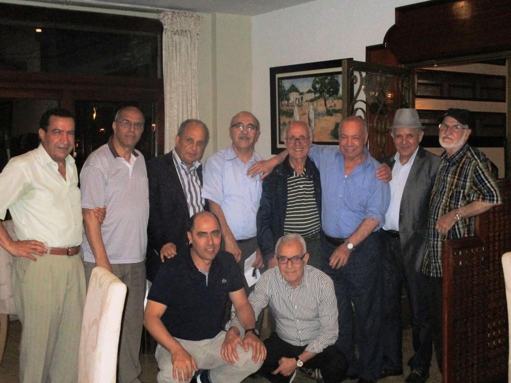 APRES REUNION AAMM -LIONS ET  GROUPE DE MEDECINS A MAAMORA  Img_8324