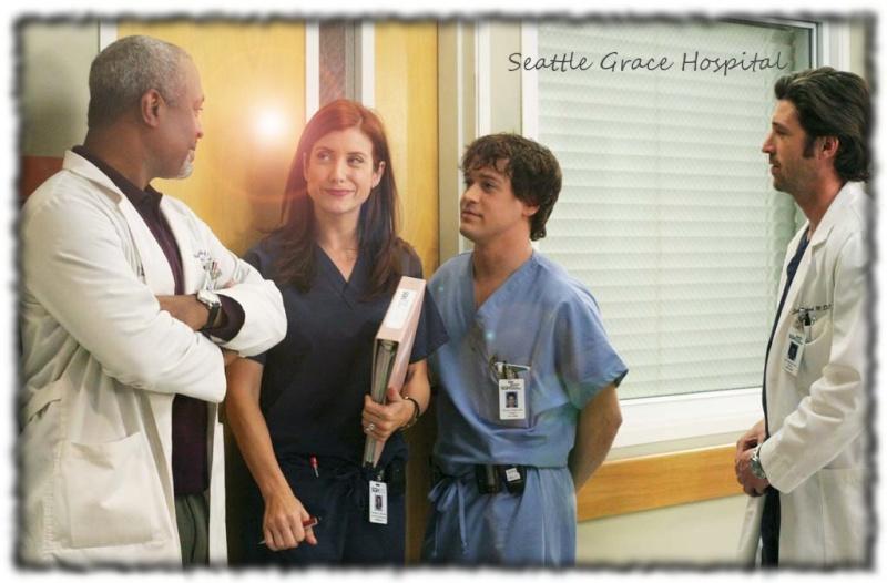 Seattle Grace Hospital FORUM FERME DESOLE