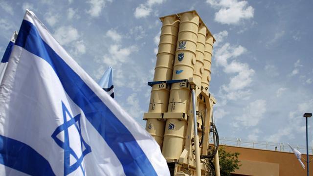 Missile Arrow Israel11