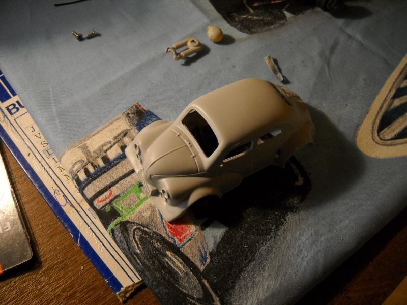 Renault 4CV MMK Renaul12