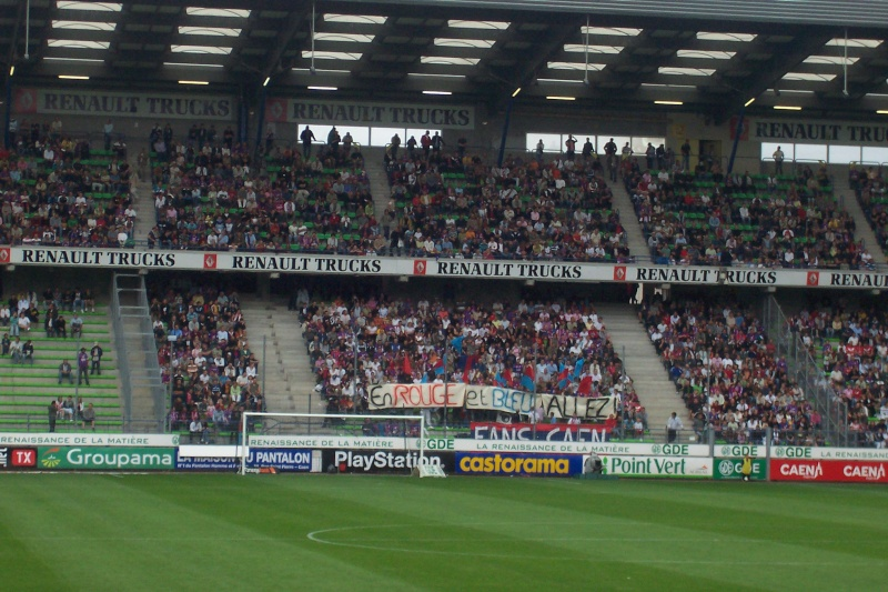 L1 / J.2 : Caen - Valenciennes 2008-015