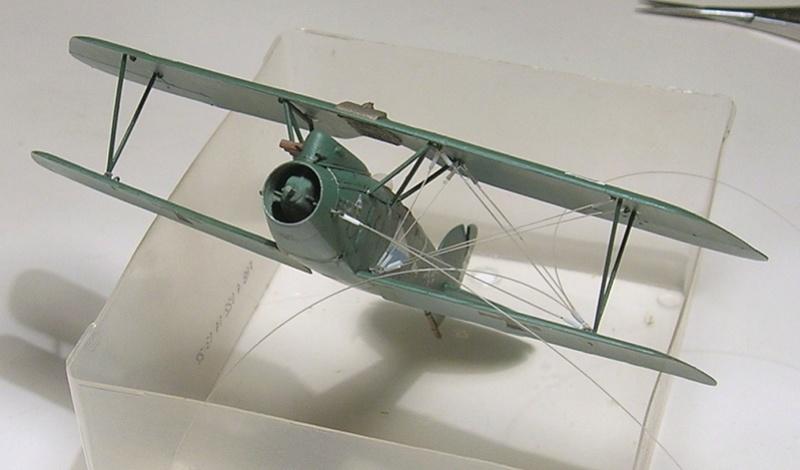 Albatros D-III Oeffag début de série 153 / Roden 1/72 - Page 2 Montag10