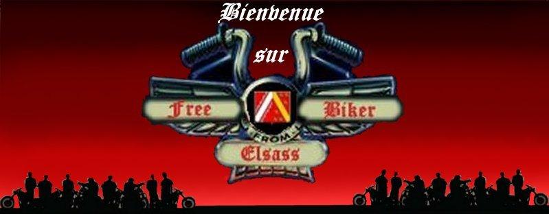 FREE BIKER ALSACE - LE FORUM DES MOTARDS ALSACIEN