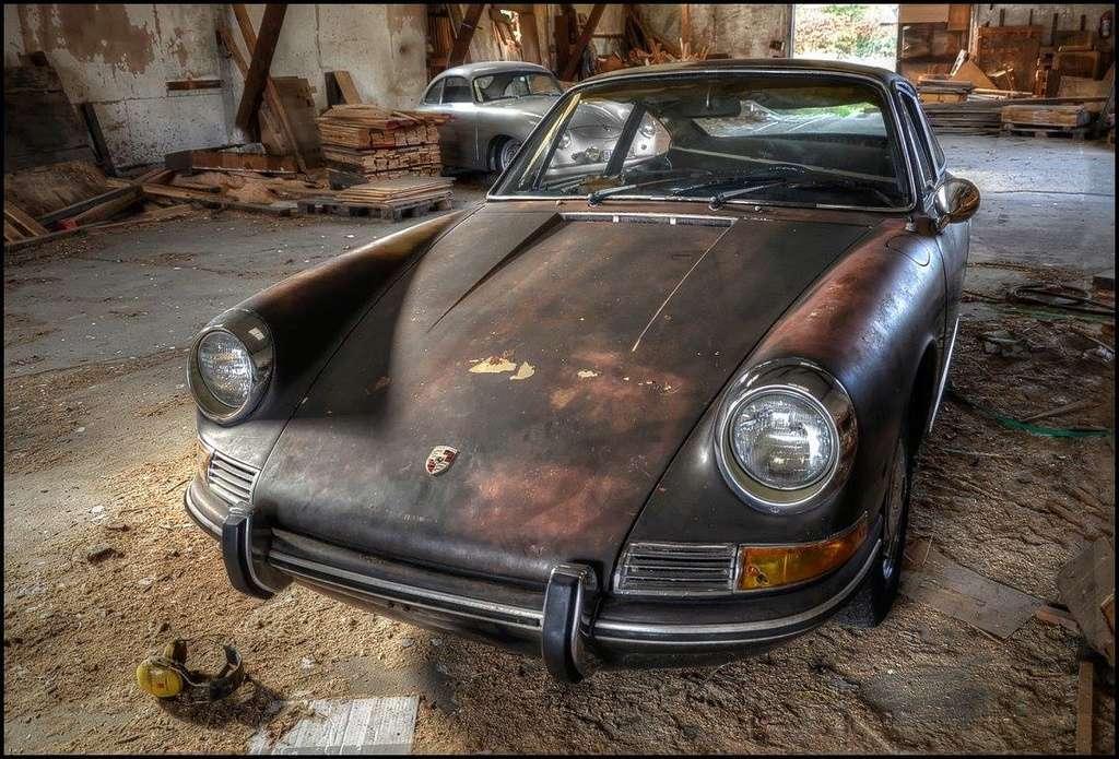 Photos de Porsche à restaurer - Page 6 10733810