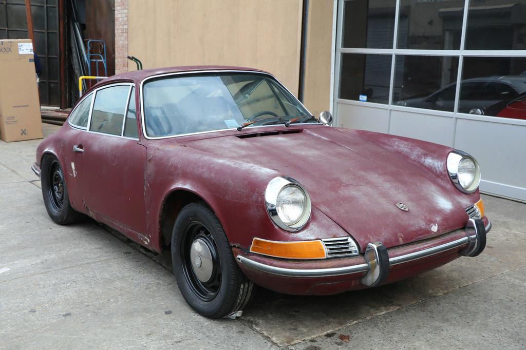 Photos de Porsche à restaurer - Page 3 110
