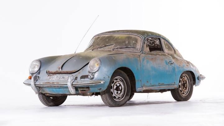 Photos de Porsche à restaurer - Page 3 11167710